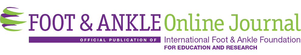 The Foot and Ankle Online Journal | World wide open access publication